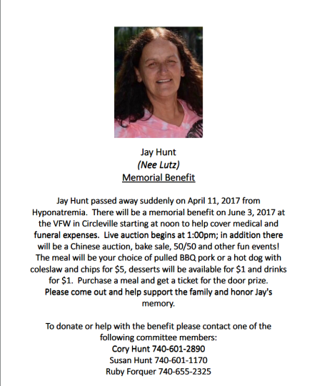 jays memorial flyer use